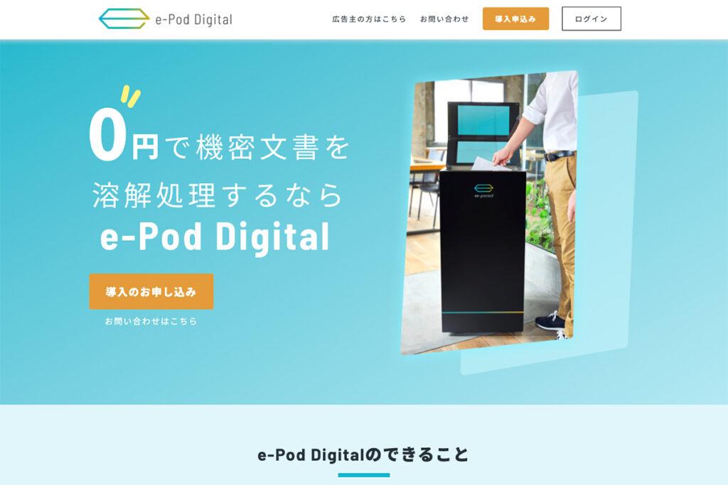 e-Pod Digital